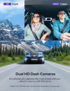 Best Dash Cameras in Singapore Cabin Daylight