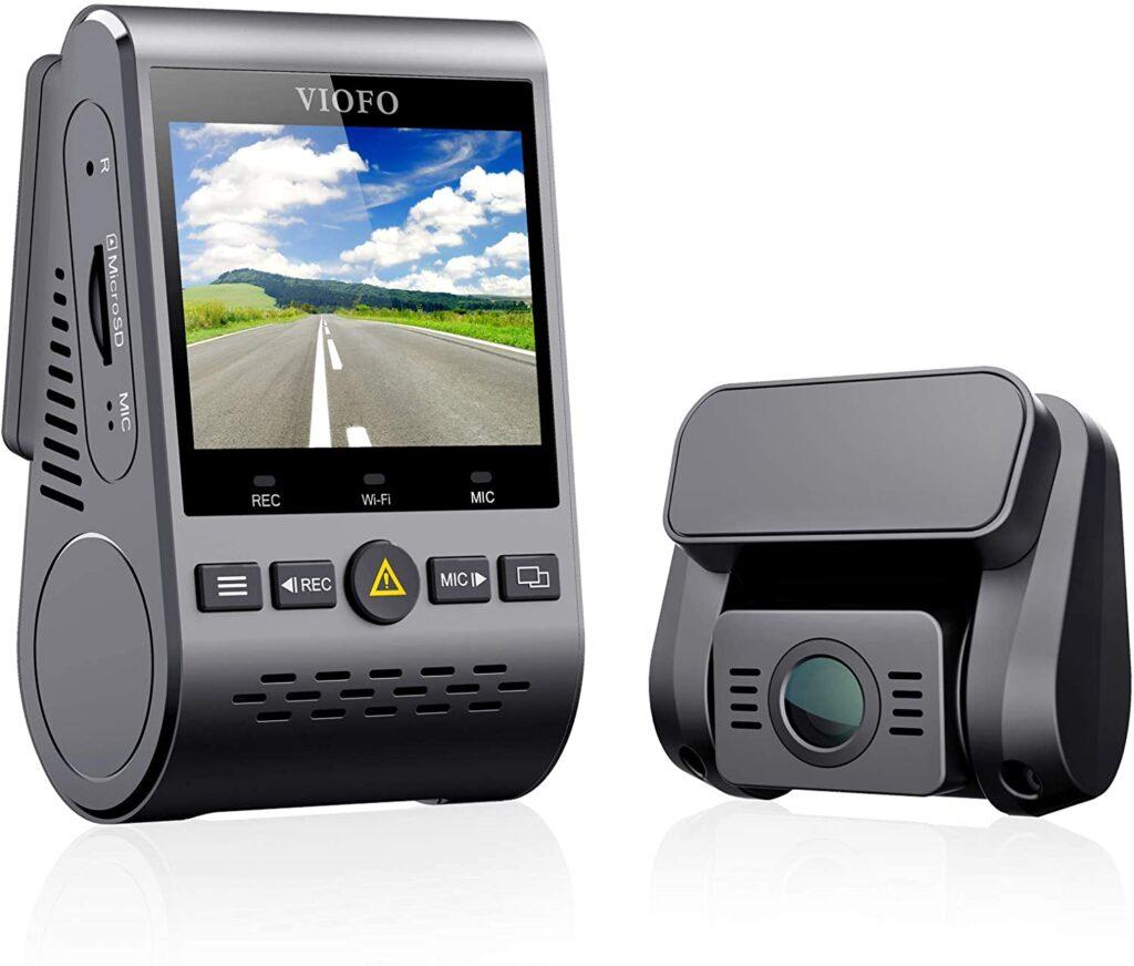 VIOFO A129 Duo Dual Lens Dash Cam in Singapore