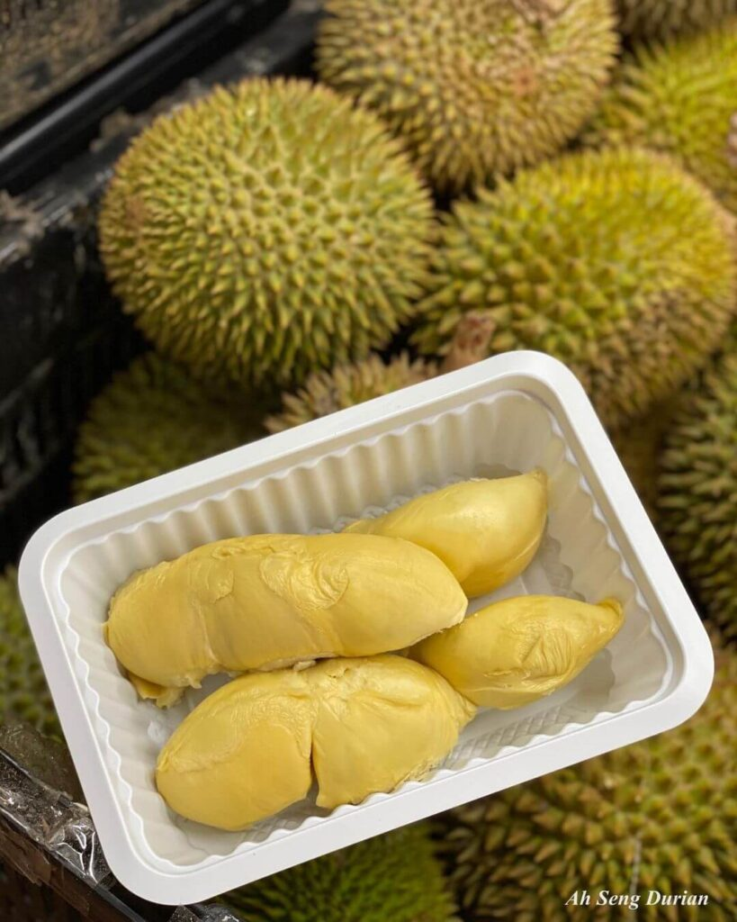 Ah Seng Durian Online Delivery in Singapore