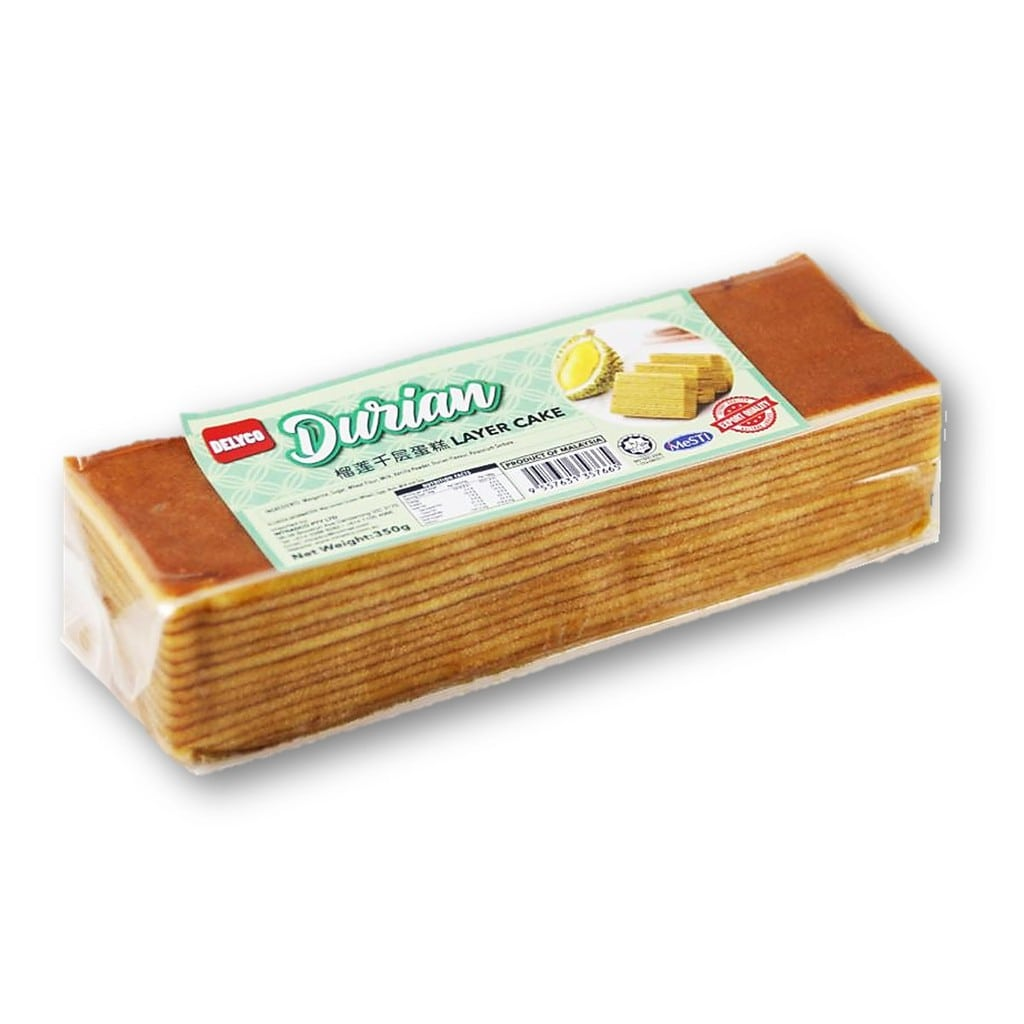 Delyco Kueh Lapis Layer Durian Cake