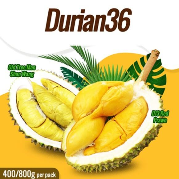 Durian 36 Singapore Delivery