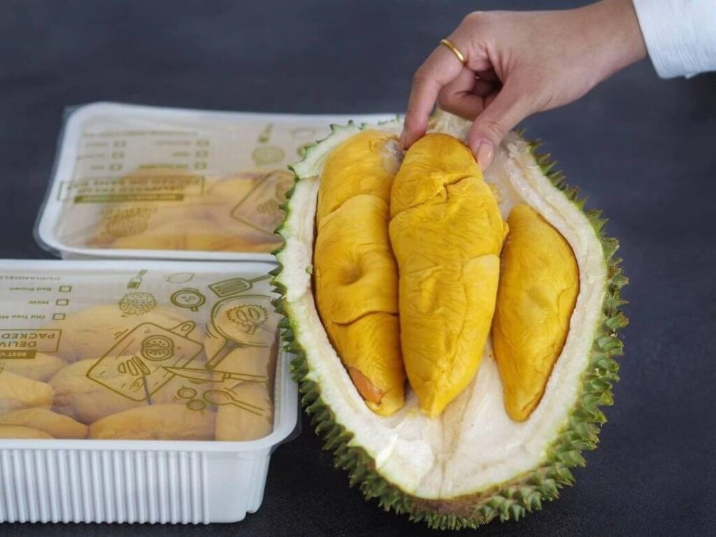 Durian Deliver Singapore Online Ordre