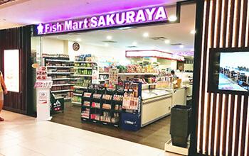 Fish Mart Sakuraya in Singapore