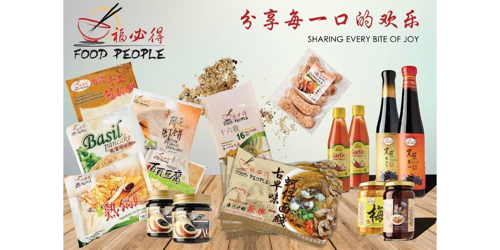 Food People Taiwanese Online Grocery Store in SIngapore