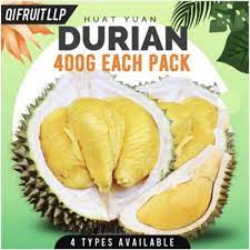 Huat Yuann Singapore Durian Delivery