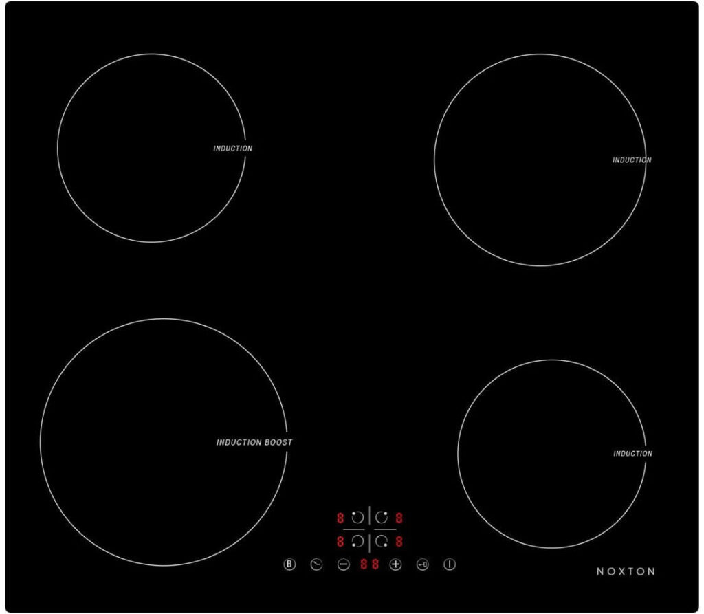 Noxton 4-Burner Induction Cooker in SIngapore
