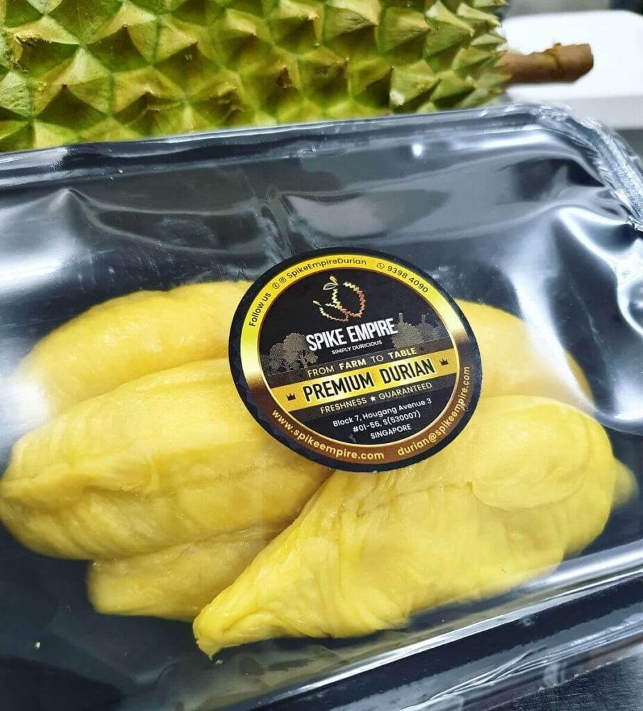 Spike Empire Durian Online Delivery in SIngapore