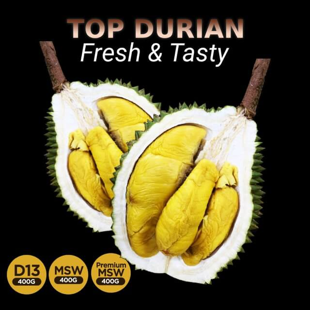 Top Durian Station Singapore Delivery