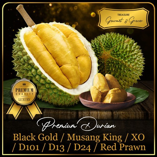 Treasure Gourmet Durian Singapore Delivery