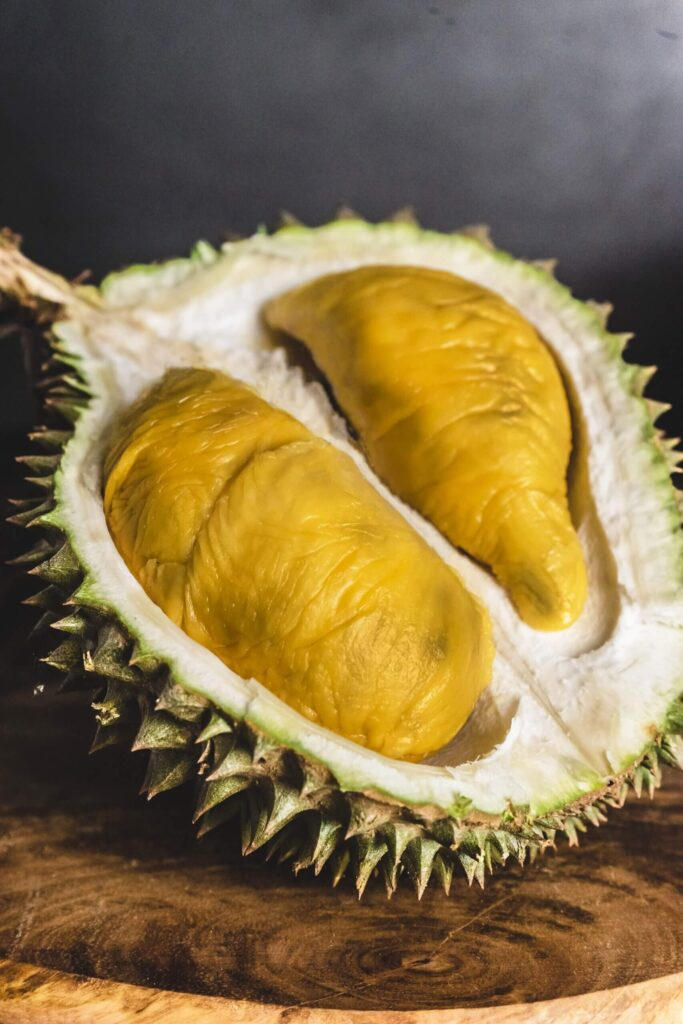 Black Gold Durian in Singapore
