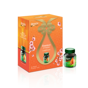 BRAND'S Essence of Chicken with Cordyceps Gift of Health Pack