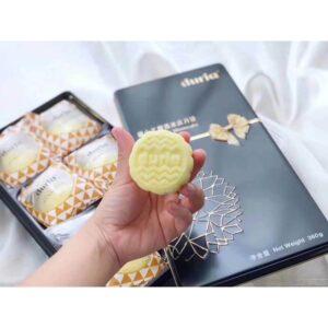 Duria Mao Shan Wang Durian Snowskin Mooncake