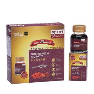 Eu Yan Sang Essence Of Chicken With Red Dates and Goji Berries