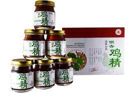 HockHua's Essence of Chicken with Ginkgo Biloba and American Ginseng