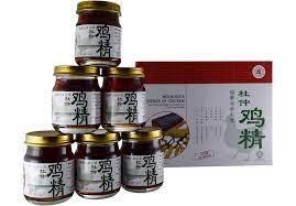 HockHua's Essence of Chicken with American Ginseng, Cordyceps and Cortex Eucommiae