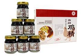 HockHua's Essence of Chicken with American Ginseng, Cordyceps and Dong Gui