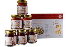 HockHua's Essence of Chicken with American Ginseng and Cordyceps