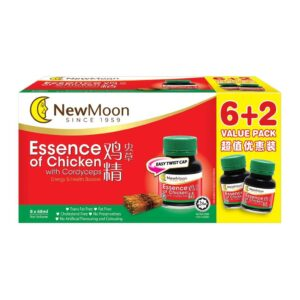 New Moon Essence of Chicken with Cordyceps
