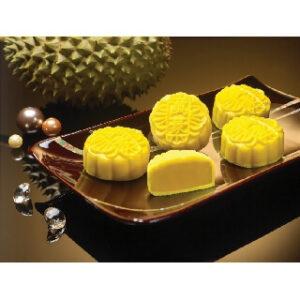 Singapore Marriott Tang Plaza Hotel Mao Shan Wang Durian Snowskin Mooncakes