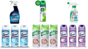 Best Disinfectant Sprays Singapore