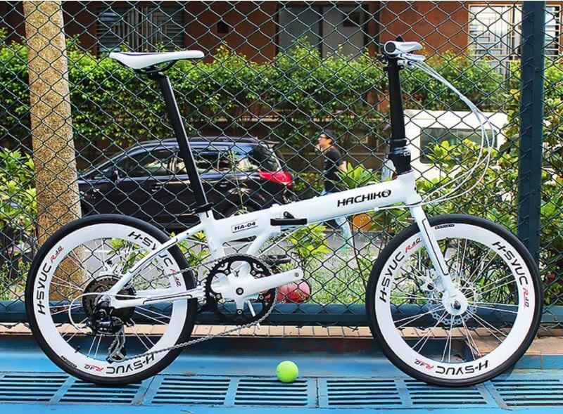 Hachiko HA-04 Folding Bike Singapore