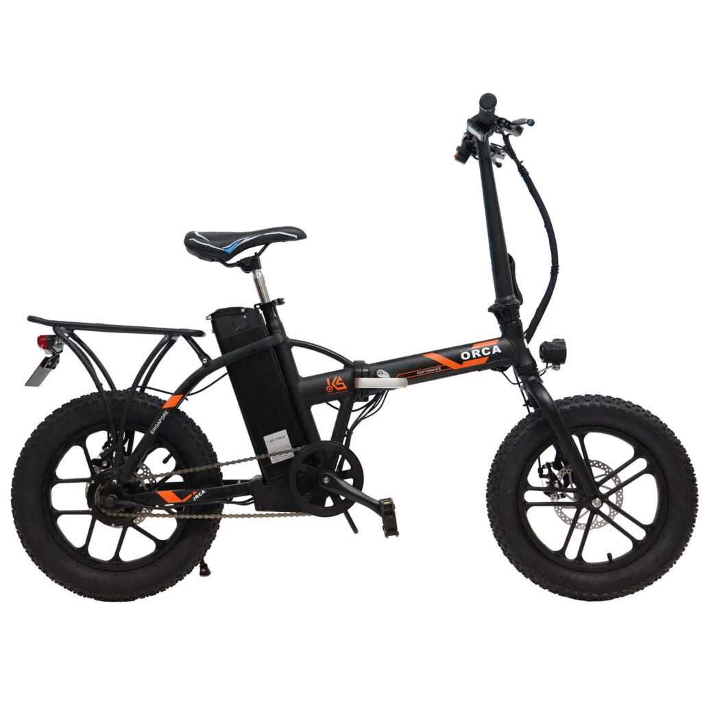 ORCA Electric Bicycle Singapore