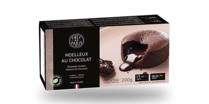 Gourmet De Paris Chocolate Lava Cake in Singapore