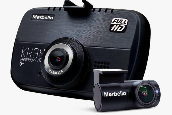 Marbella KR9S 2-Channel Dash Cameras Singapore